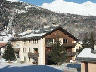 Ferienwohnung La Punt-Chamues-ch für 2 Personen mit 1 Schlafzimmer - Ferienwohnu