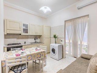 Ferienwohnung Torre Spaccata für 4 Personen mit 1 Schlafzimmer - Ferienwohnung