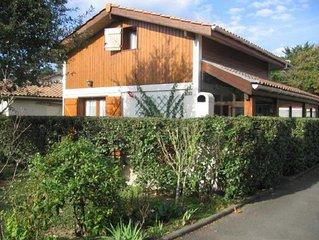 Maison pour 6 personnes a Capbreton