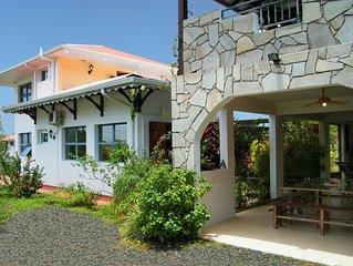 Villa de charme 2 chambres avec piscine (MQAA07)