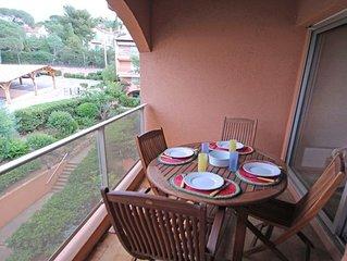 Appartement triplex 4 personnes - Centre ville - Proche plage - Sainte Maxime