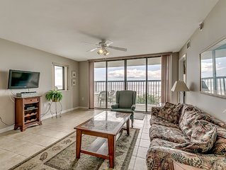 Luxurious & Spacious Oceanfront 4 Bedroom Ocean Bay Club Condo, 110