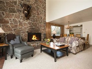 RMR: Classic 3 Bedroom in Teton Village