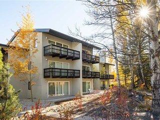 Four Seasons I #6: 3 BR / 2 BA condo in Teton Village, Sleeps 6