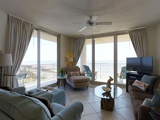Experience the sweeping views of the Gulf of Mexico in Catalina 1001!