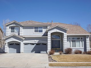 Spacious 4BR Home Conveniently Located Between Denver & Boulder