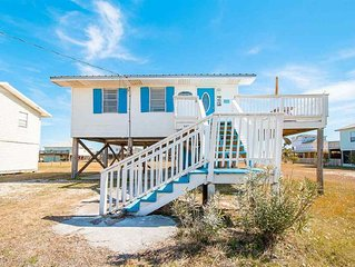 Easy Access to the Gulf of Mexico & The Mobile Bay!