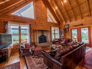 Private Luxury Mountain Retreat Close to Salida - Sleeps 6 Comfortably
