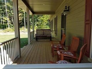 The Great Escape offers your WISP & Deep Creek Resort retreat. 4BR/4BA