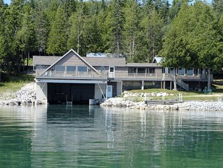 The Captain's Boathouse – 1st class lodging in the heart of the great outdoors