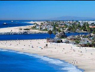 Newport Beach's Finest (1 blocks from sand)!