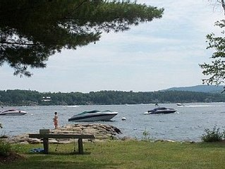 Lake Winnipesaukee Water View Condo-South Down Shores, no motorcycles permitted