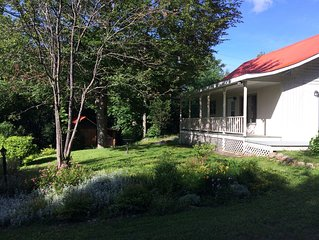 Cottage for rent - North of Tremblant - Laurentians - Chalet à Louer Tremblant