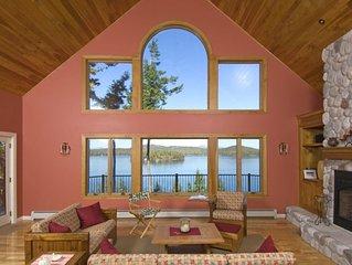 Lake Winnipesaukee Waterfront Home!