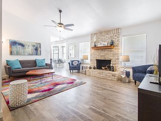 New! Relax in your private Oasis minutes away from North Austin