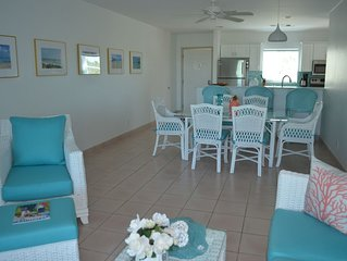 Gorgeous Newly Renovated Condo in Secluded Beachfront Resort