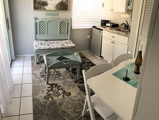 Delightful apartment close to the beach