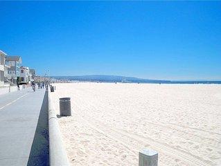 Enjoy the beach life! Walk to beach and pier.-Hermosa Beach