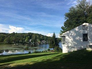 Located on the beautiful lake of Lake Area