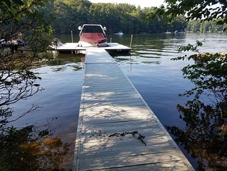 5BR lakefront Cottage.  Almost Heaven offers a true family retreat at Deep Creek