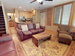 Tamarack Townhomes 14:  Complimentary Access to Pool and Hot Tub On Site