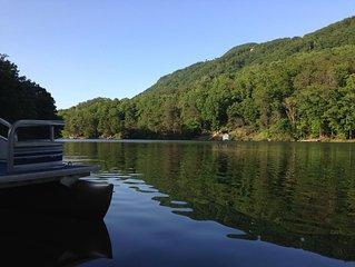 Lake Lure Villa: Fishing, Golf, & More!