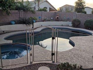 Fun in the Sun... Heated Pool*/HotTub (*Apr-Oct)