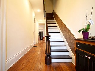 Updated 3-story Italianate in Old Louisville