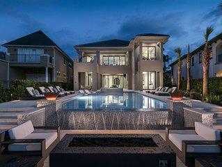 8 Bedroom Ultimate Luxury Mansion at Reunion Resort