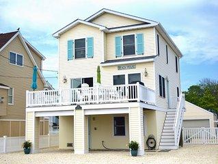 Superb Shipbottom Home- Close to Beach & Bay Beach