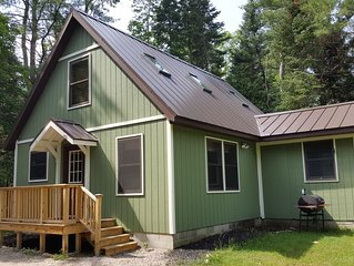 Woolly ****** Cabin - A Betsie River Retreat 1 Mile from Crystal Mountain!