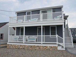 STUNNING BRAND NEW Three Family House, Beach Block Ocean Views!!