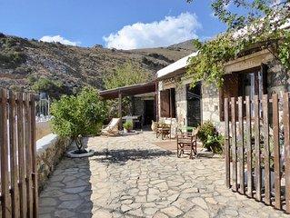 Maison La FAMILIA village de  Mariou, à 2,5km de PLAKIAS