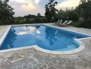 Trulli San Domenico with Private Pool, Veranda, in Valle D'Itria, by Hermione