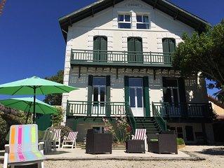 Magnifique Villa Bord de mer, emplacement idéal et vue exceptionnelle !
