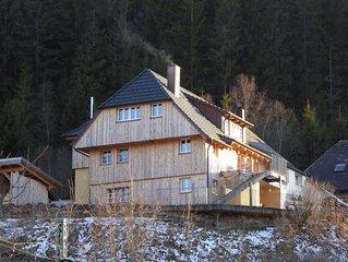 Warmer Zauber im Herzen des Schwarzwaldes
