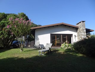 Charmantes Ferienhaus mit Seeblick