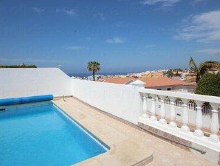 Fur entspannte, sehr private Ferien mit Pool genau das Richtige!