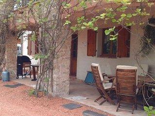 appartement domisiladore spacieux et  frais au calme avec acces direct au lac