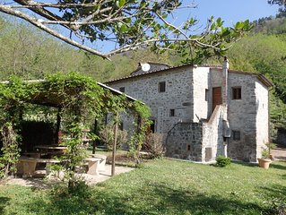 Spacious villa in the typical countryside of Tusc
