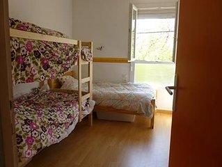 Argelès plage, appartement T2 à 50 m de la mer, 300 m du CV, Accès WIFI , CLIM