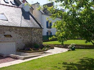 Maison de caractère , classée ** (office de tourisme), Tréboul