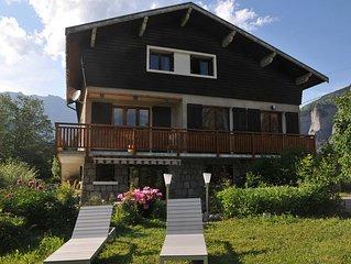 Grande Maison, idéalement située à Bourg d'Oisans