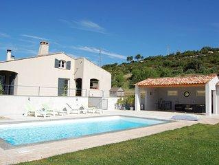 Villa en campagne avec piscine  proche d'Aix en Provence