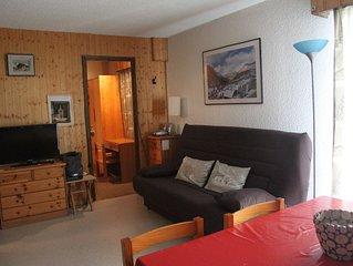 Châtel, secteur Petit Châtel, appartement calme et confortable pour 2 à 5 pers