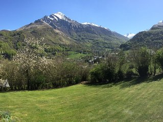 Le Gite de Luce, maison de plein pied au coeur du Val d'Azun.
