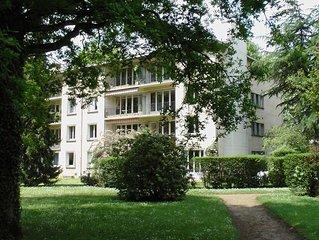 Superbe appartement au coeur du parc, a 20 min du centre de Paris