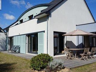 Maison chaleureuse Les Hirondelles ☼  Le Pouliguen .