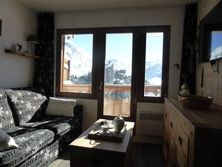 Appartement de charme au calme,  4 couchages, coin montagne ferme , renove cosy