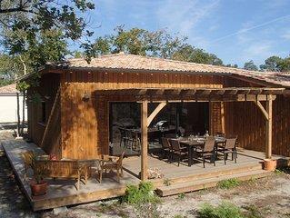 FARNIENTE à Maubuisson  Villa 3* 120 m² 4 chambres